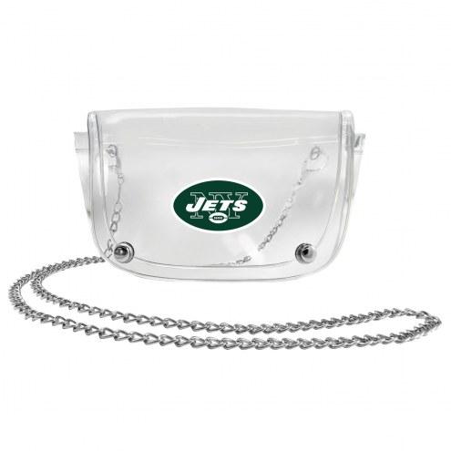 New York Jets Clear Waistpack