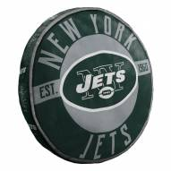 New York Jets Cloud Travel Pillow