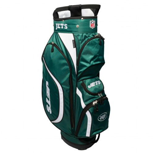 New York Jets Clubhouse Golf Cart Bag