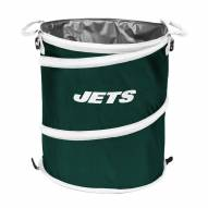 New York Jets Collapsible Laundry Hamper