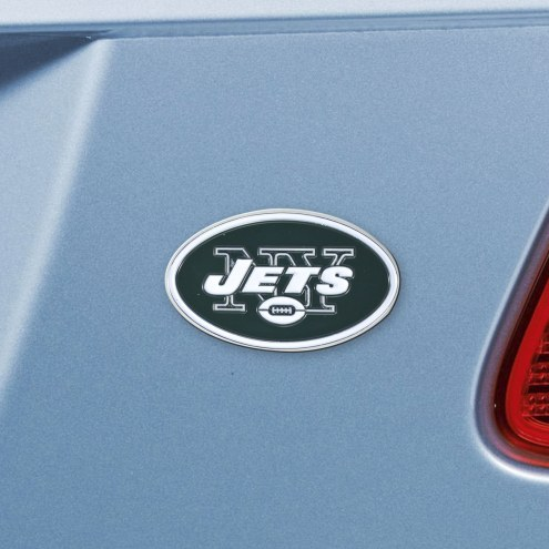New York Jets Color Car Emblem