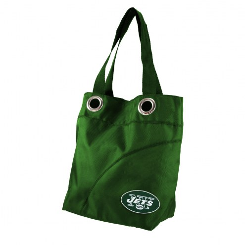 New York Jets Color Sheen Tote Bag