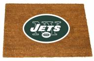 New York Jets Colored Logo Door Mat