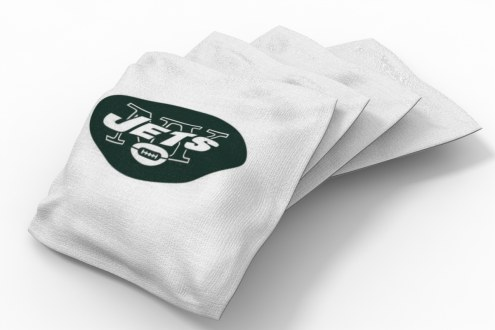 New York Jets Cornhole Bags - Set of 4