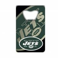 New York Jets Credit Card Style Bottle Opener