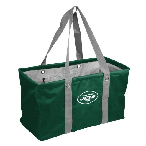 New York Jets Crosshatch Picnic Caddy