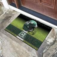 New York Jets Crumb Rubber Door Mat