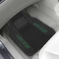 New York Jets Deluxe Car Floor Mat Set