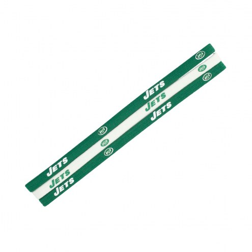 New York Jets Elastic Headband