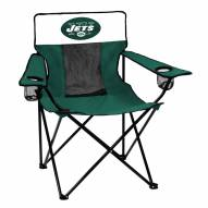 New York Jets Elite Tailgating Chair