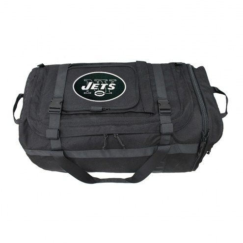 NFL New York Jets Expandable Military Duffel