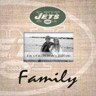 New York Jets Family Picture Frame
