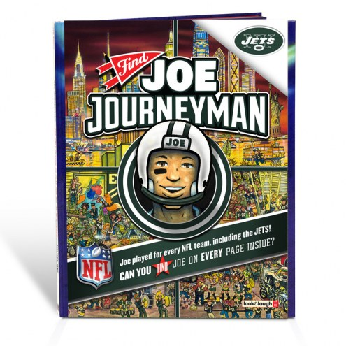 New York Jets Find Joe Journeyman Book