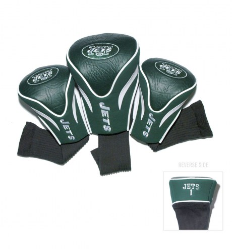 New York Jets Golf Headcovers - 3 Pack