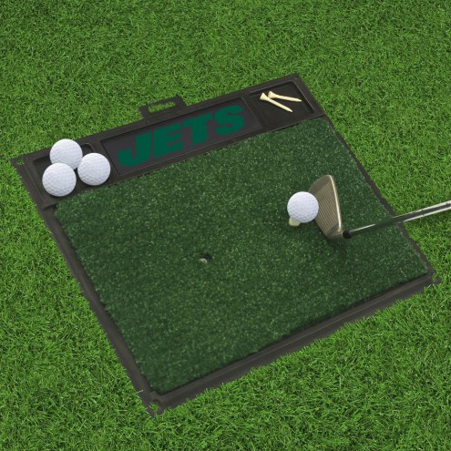 New York Jets Golf Hitting Mat
