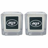 New York Jets Graphics Candle Set