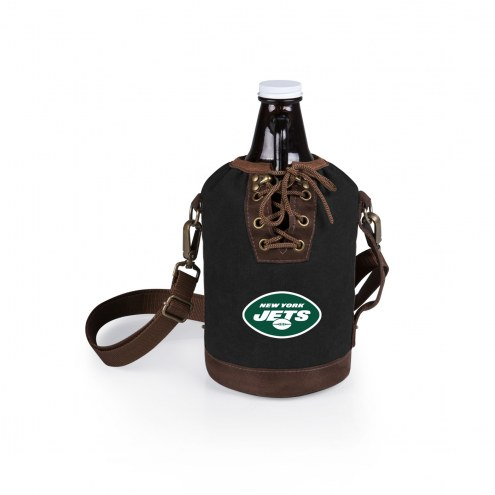 New York Jets Growler Tote with Growler