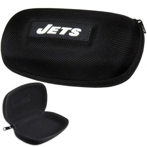 New York Jets Hard Shell Sunglass Case
