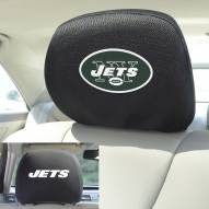 New York Jets Headrest Covers