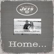 New York Jets Home Picture Frame