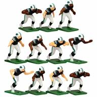 New York Jets Home Uniform Action Figure Set