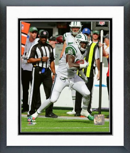 New York Jets Jeff Cumberland Action Framed Photo