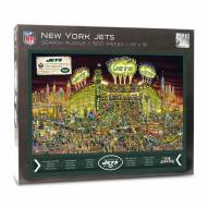 New York Jets Joe Journeyman Puzzle