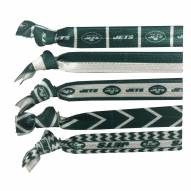 New York Jets Knotted Hair Tie