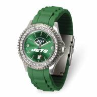 New York Jets Sparkle Women's Watch