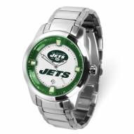 New York Jets Titan Steel Men's Watch