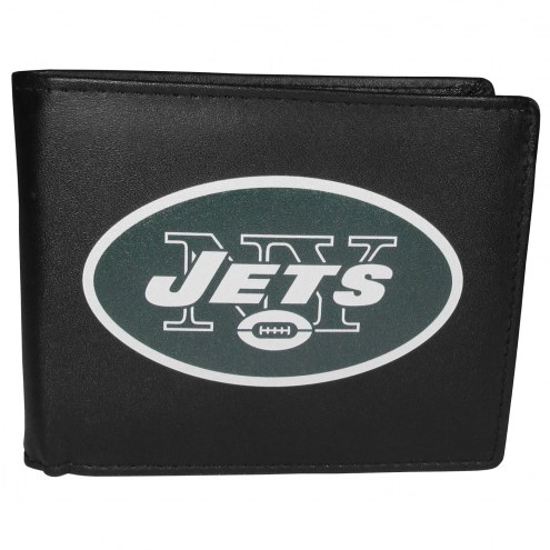 New York Jets Large Logo Bi-fold Wallet