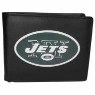 New York Jets Large Logo Bi-fold Wallet
