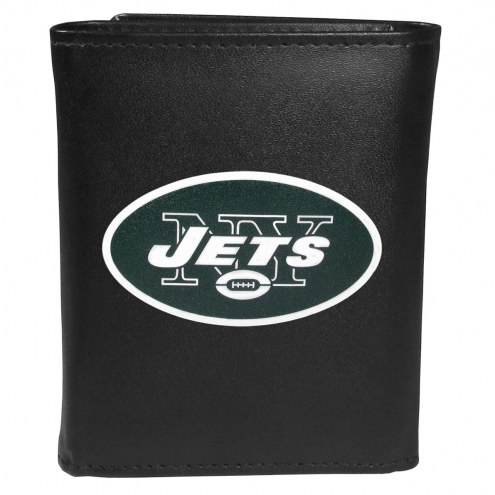 New York Jets Large Logo Tri-fold Wallet