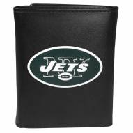 New York Jets Large Logo Tri-fold Wallet