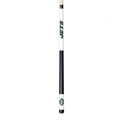 New York Jets Laser Etched Pool Cue