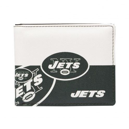 New York Jets Bi-Fold Wallet