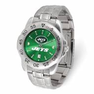 New York Jets Sport Steel Men's Watch