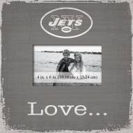 New York Jets Love Picture Frame