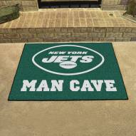 New York Jets Man Cave All-Star Rug