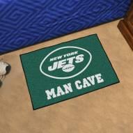 New York Jets Man Cave Starter Mat