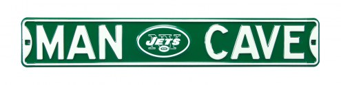 New York Jets Man Cave Street Sign