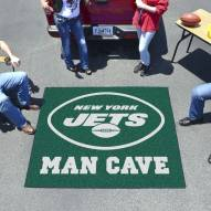 New York Jets Man Cave Tailgate Mat