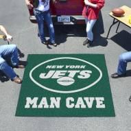 New York Jets Man Cave Tailgate Mat
