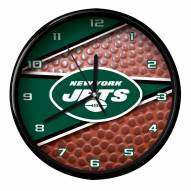 New York Jets Football Clock