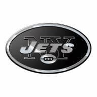 New York Jets Metal Car Emblem