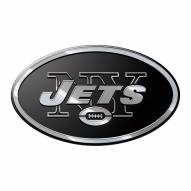 New York Jets Metal Car Emblem