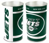 New York Jets Metal Wastebasket