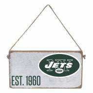 New York Jets Mini Plank