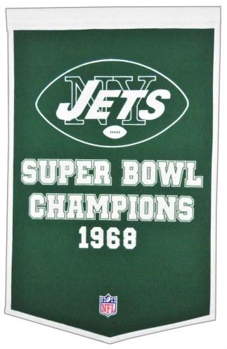 New York Jets NFL Dynasty Banner