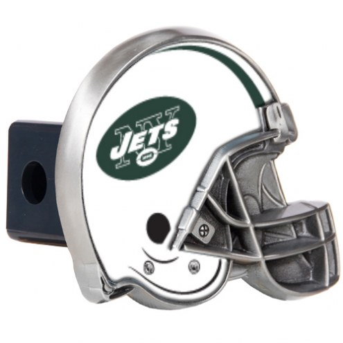New York Jets NFL Football Helmet Trailer Hitch Cover